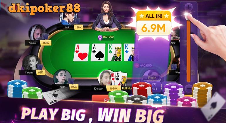 Penjudi Puas Di Situs Poker