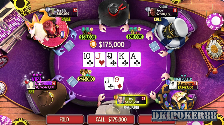 Poker Idn Terpercaya Lebih
