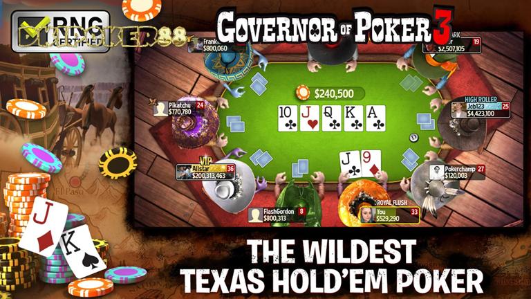 Manfaat Daftar Di Poker